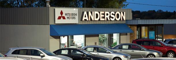 About Us Anderson Mitsubishi Rockford Illinois 61107