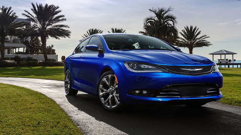 2015 Chrysler for Sale near Fife at Larson Chrysler Jeep Dodge Ram
