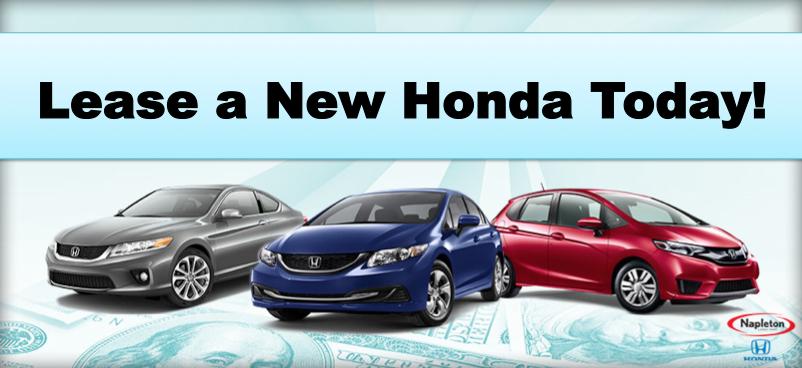 Lease A New Honda Loves Park Il Napleton Loves Park Honda