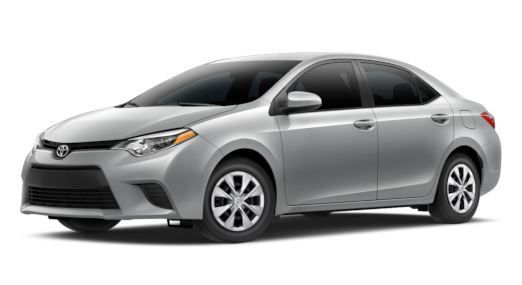 Trims of the 2015 Corolla for Sale in Tacoma at Toyota of Tacoma