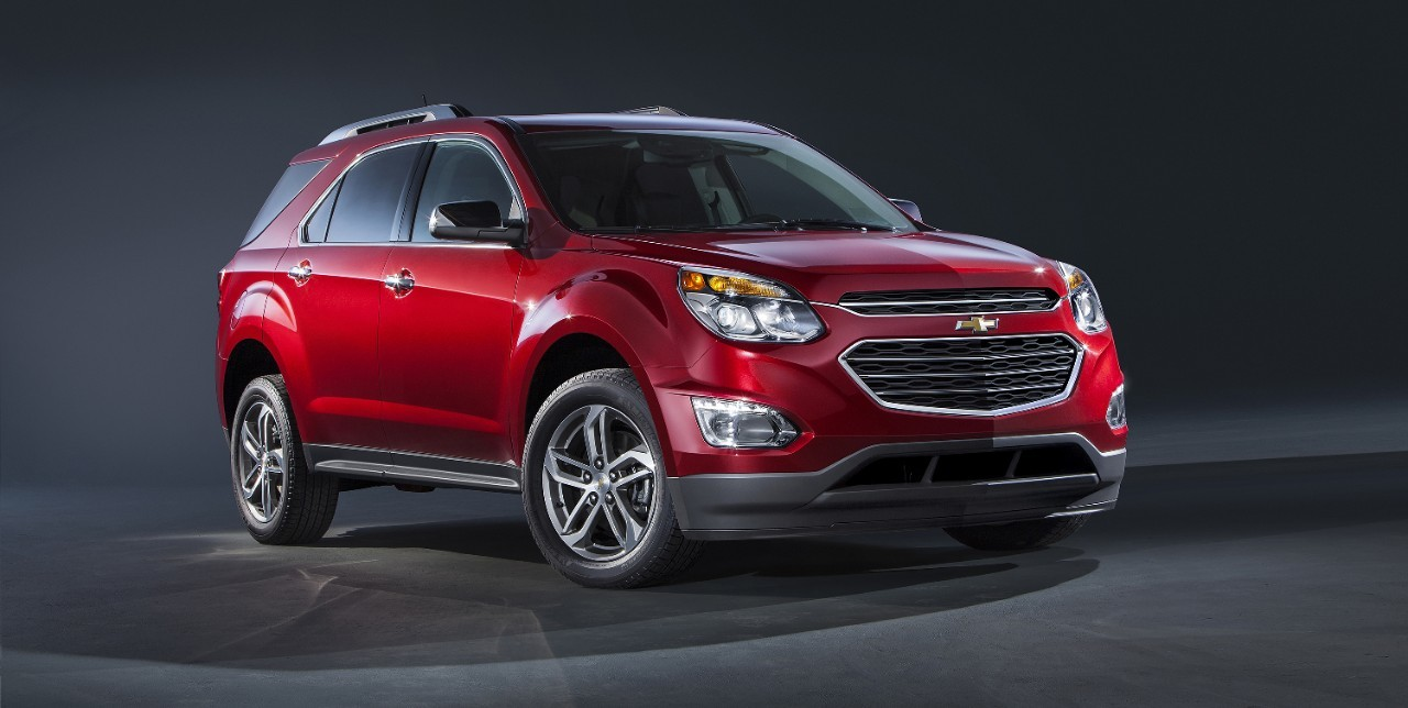 2016 Chevy Equinox For Sale Chantilly Exterior Side