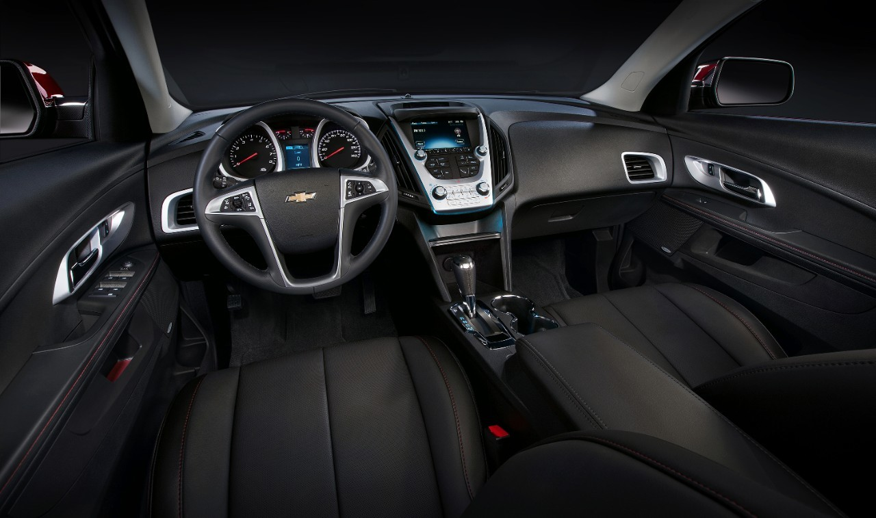 2016 Chevy Equinox For Sale Fairfax Interior Center Stack