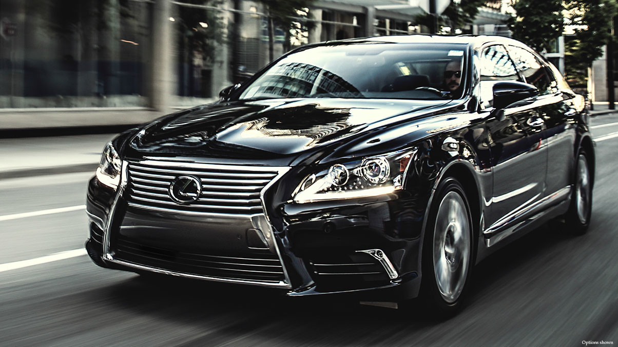 2015 Lexus LS For Sale Near Reston, VA - Pohanka Lexus
