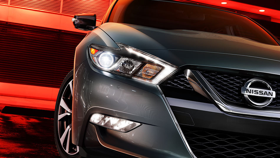 2016 Nissan Maxima Trims Woodbridge, VA, Exterior Front