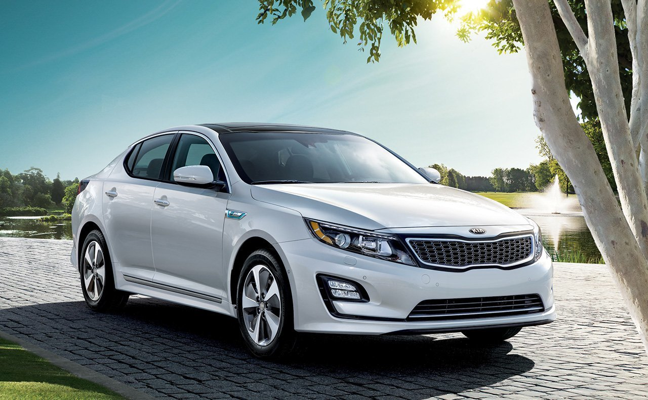 drive lx test kia hybrid expert optima of