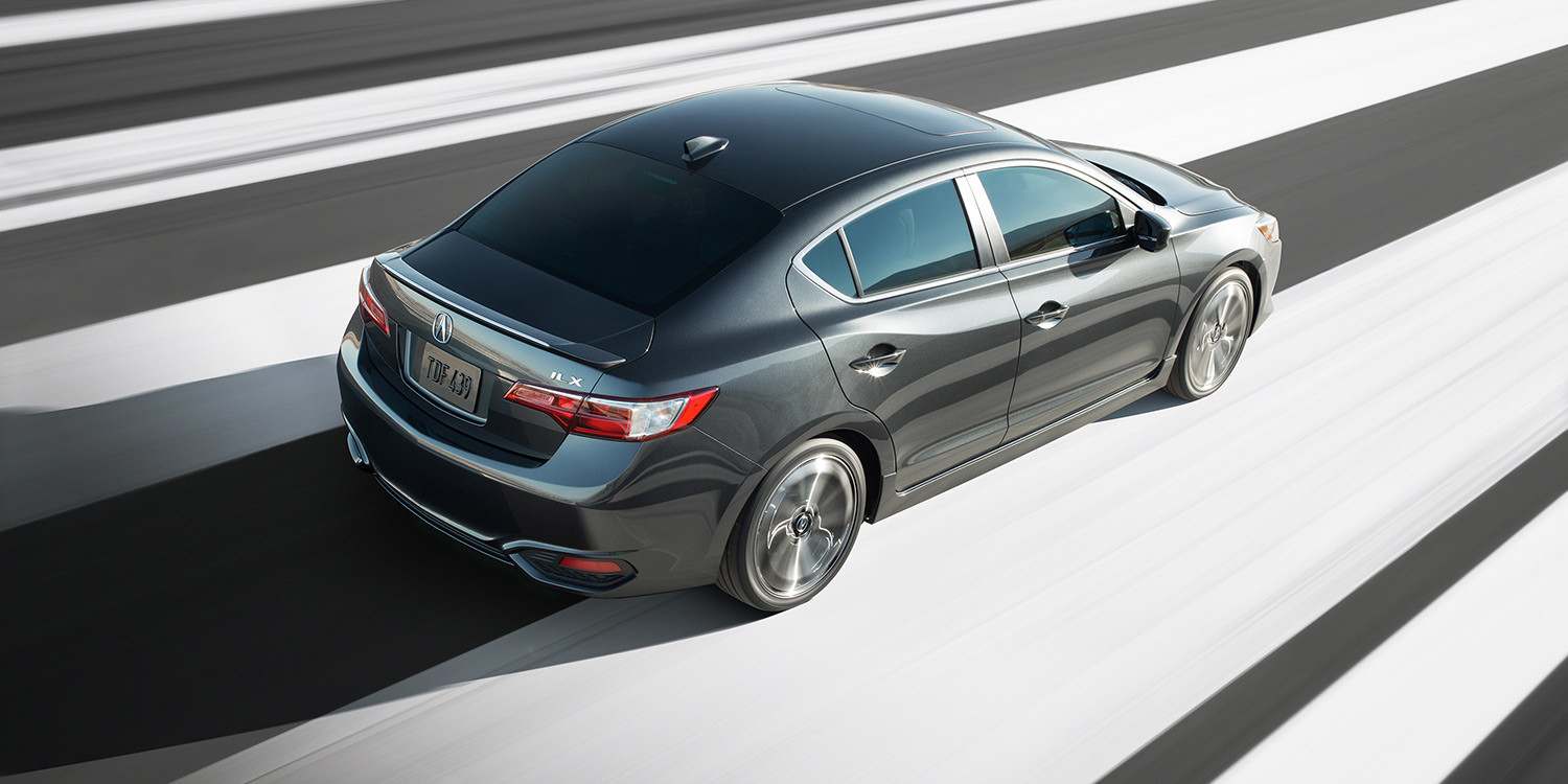 2016 Acura ILX with A-SPEC Package Exterior