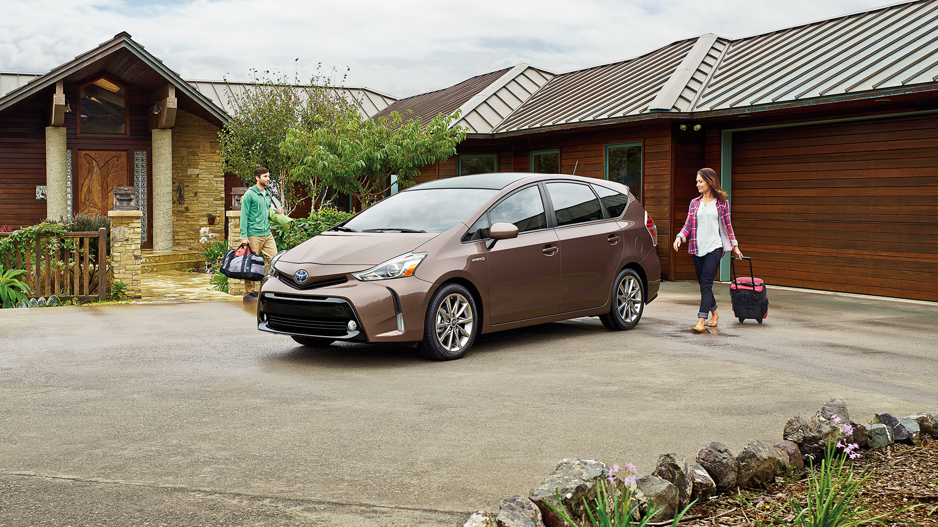 2015 Toyota Prius v for Sale in Auburn at Doxon Toyota
