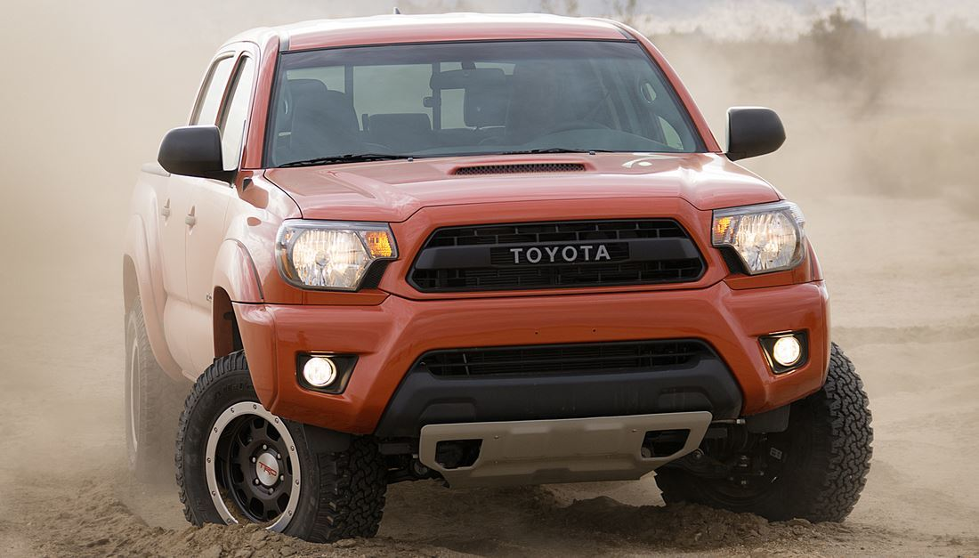 2015 Toyota Tacoma for Sale in Auburn - Doxon Toyota