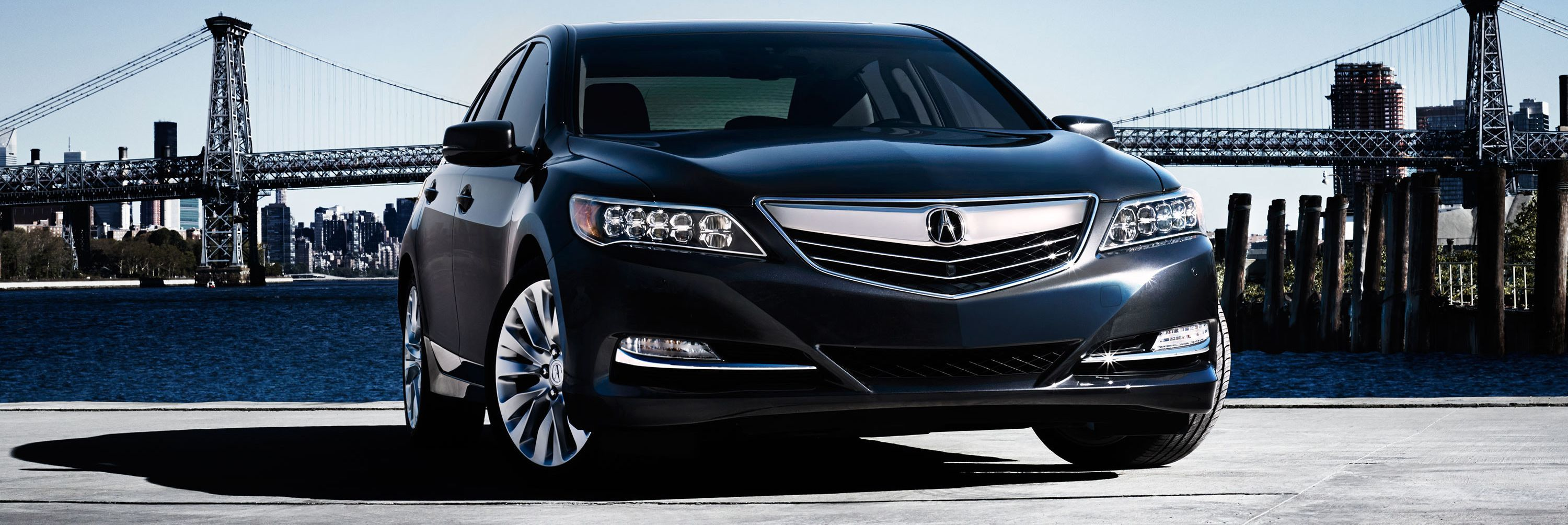 2016 Acura RLX lease near Falls Church, VA