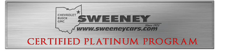 Sweeney Certified Platinum Program
