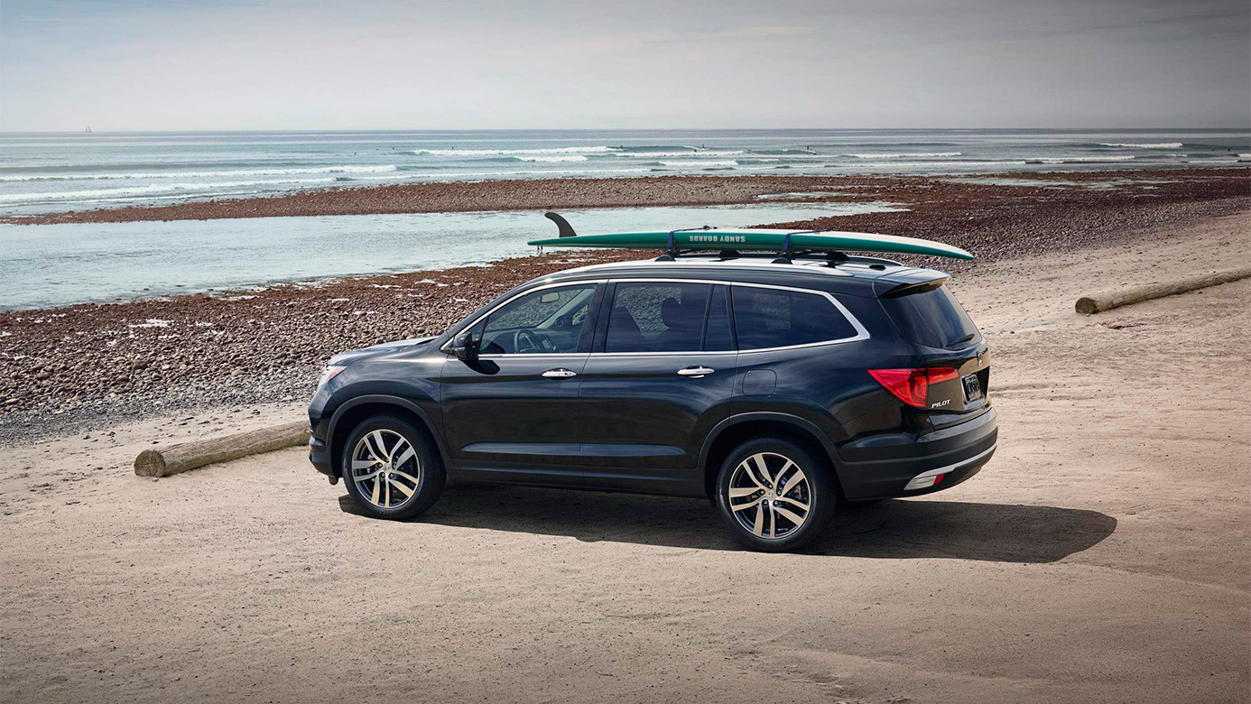 2016 Honda Pilot Safety Features near Bethesda, MD