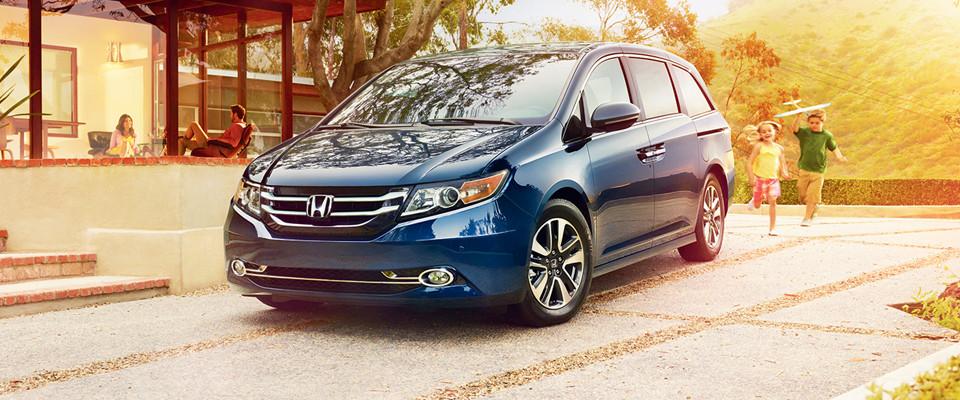 2015 Honda Odyssey for sale near Waukesha, WI - Russ Darrow Honda