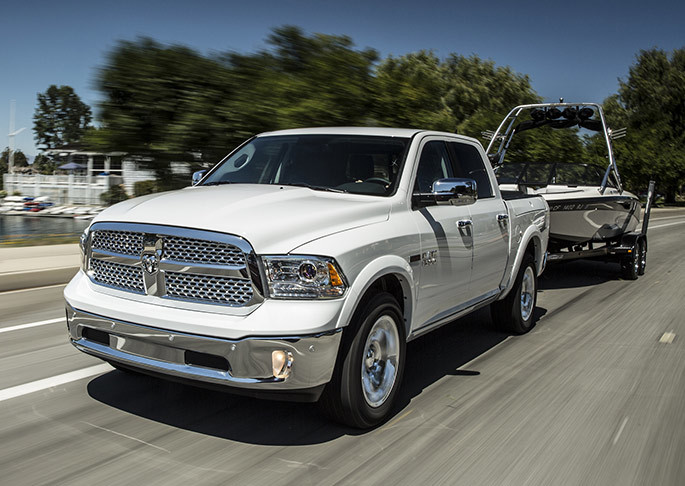 2015 Ram 1500 for Sale near Knoxville at Farris Motor Company