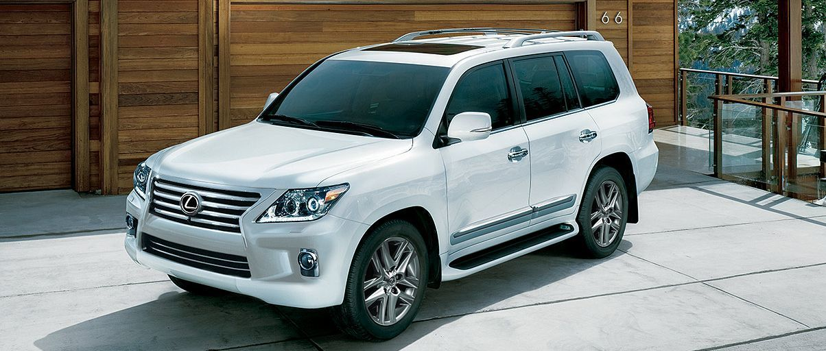 2015 Lexus LX for sale in Chantilly, VA