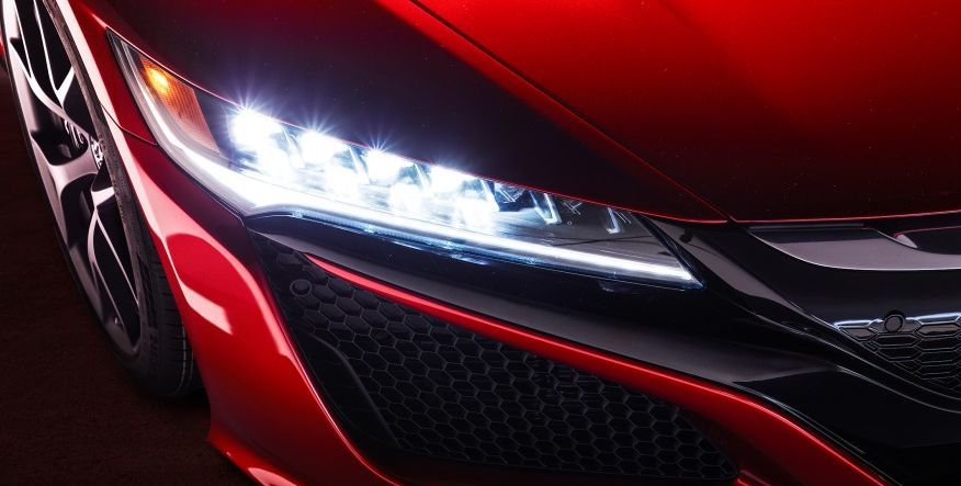2017 NSX Jewel-Eye® Headlights