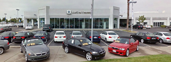 Fremont Car Dealers >> Bmw Of Fremont Fremont Auto Mall