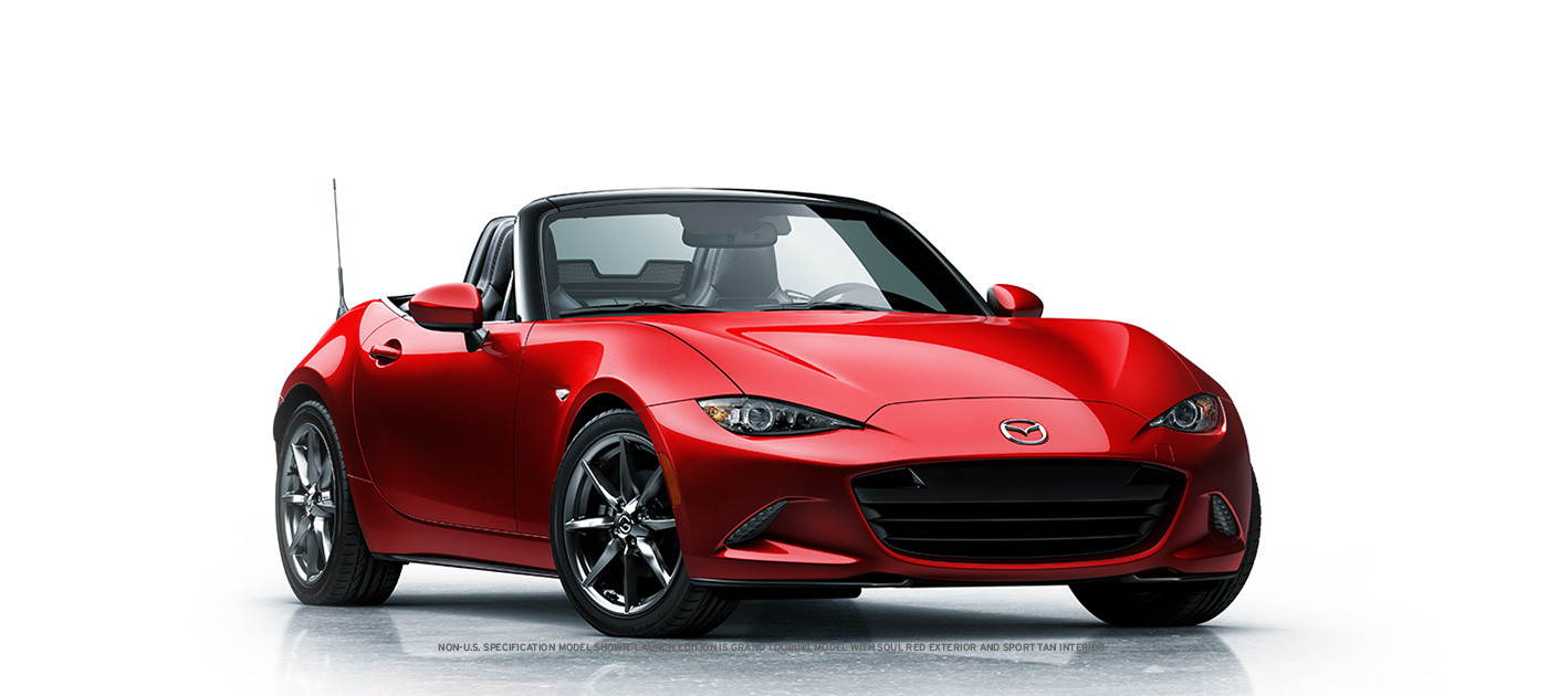 2016 Mazda MX-5 Miata for Sale near Seattle at Lee Johnson Mazda