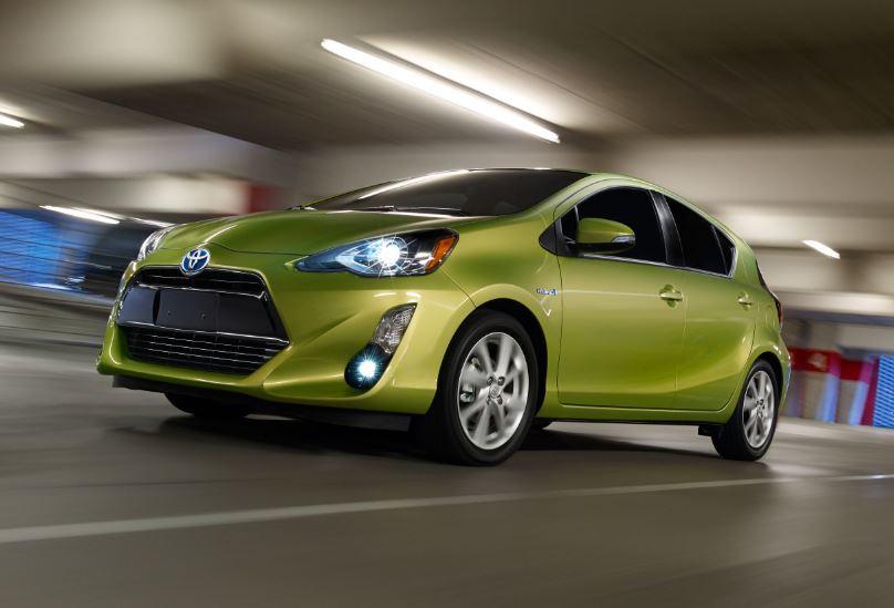 2015 Toyota Prius C Review In Edmonds