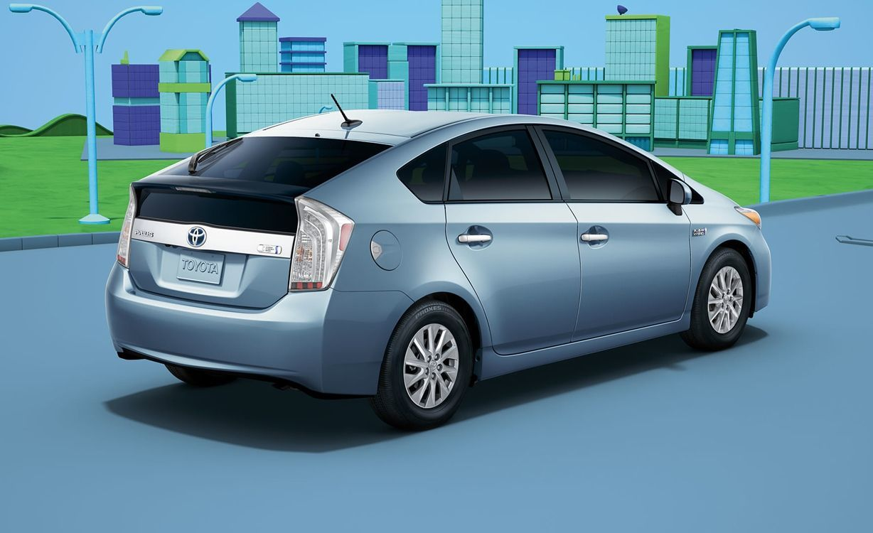 2015 Toyota Prius Plug In Hybrid Review In Edmonds