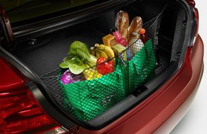 2015 Civic Cargo Net