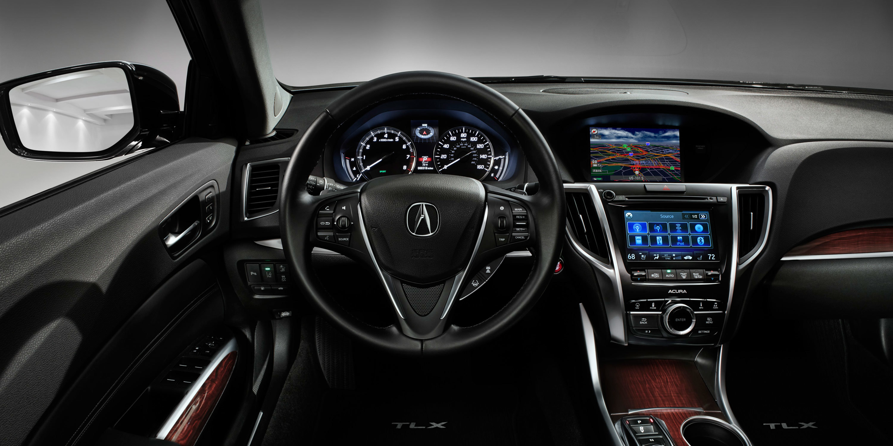 Amazing 2015 TLX Interior Good Ideas