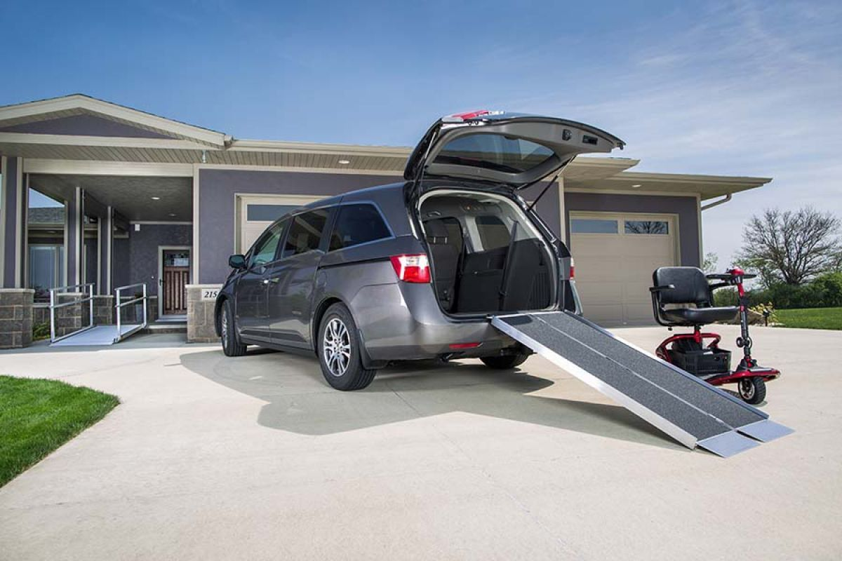 Portable Ramps in Woodinville at Absolute Mobility Center