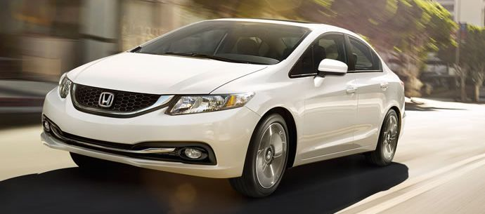 2015 Honda Civic for Sale Near Clinton, MD