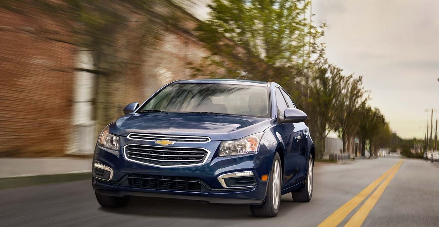 2016 Chevy Cruze Limited for Sale in Washington, DC