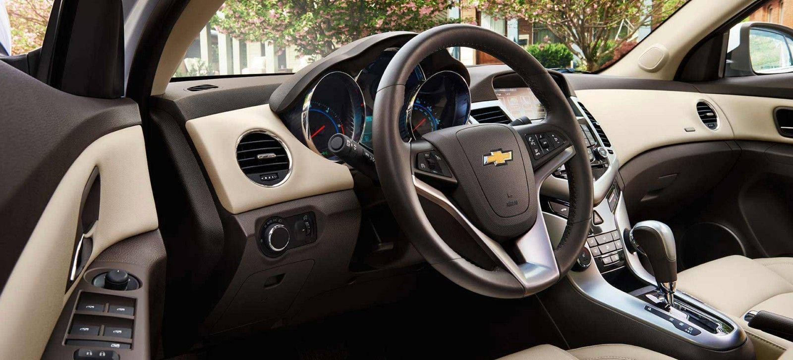 2016 Chevy Cruze Limited Interior