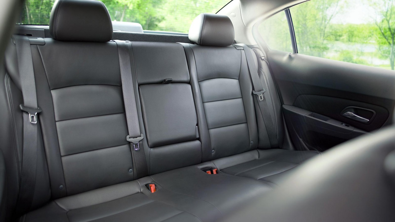 2016 Chevy Cruze Limited Seating