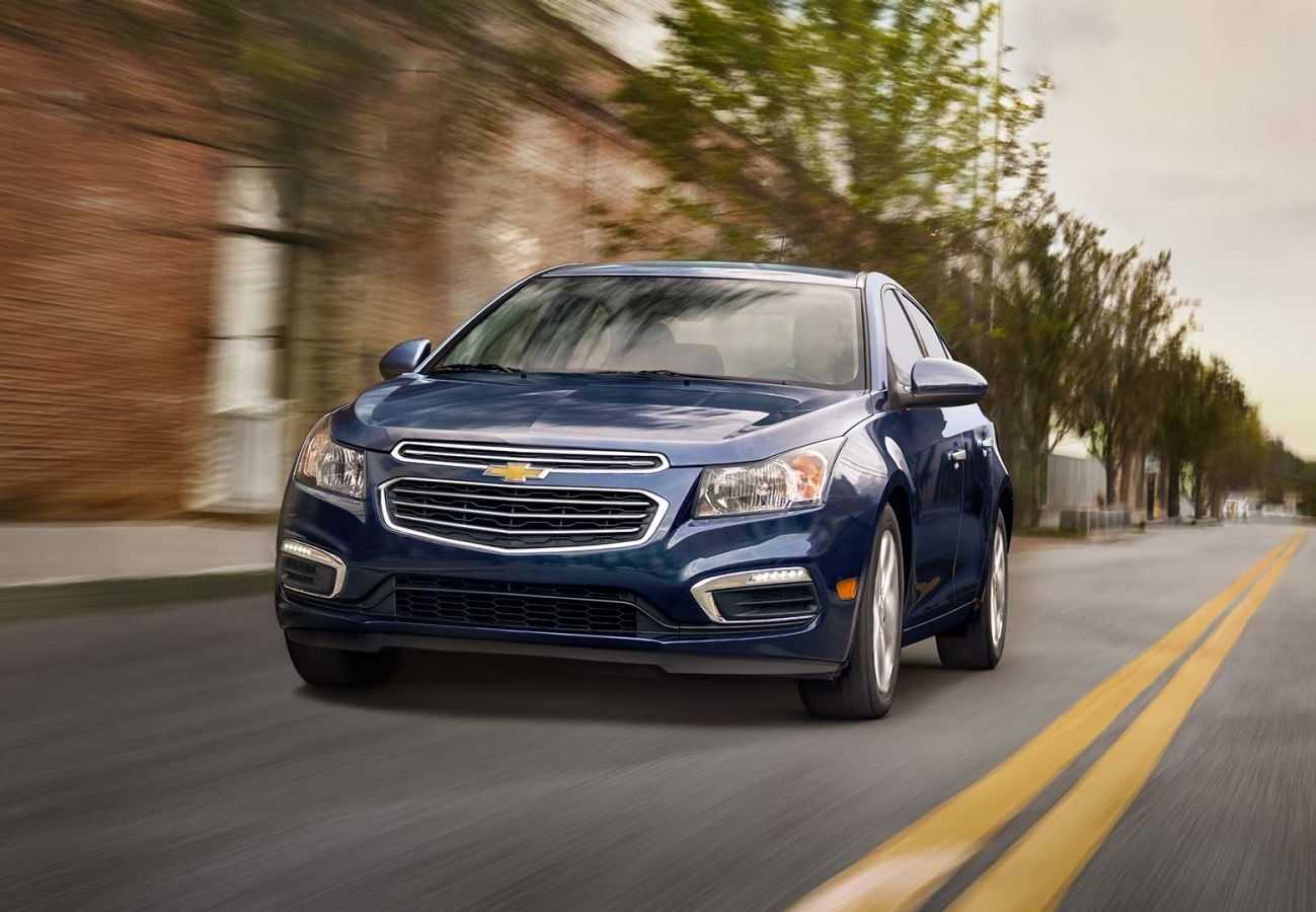 2016 Chevy Cruze Limited Lease in Chantilly, VA