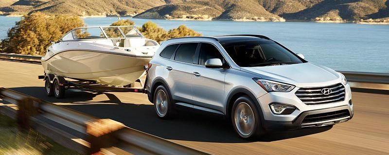 2016 Hyundai Santa Fe Finance in College Park, MD
