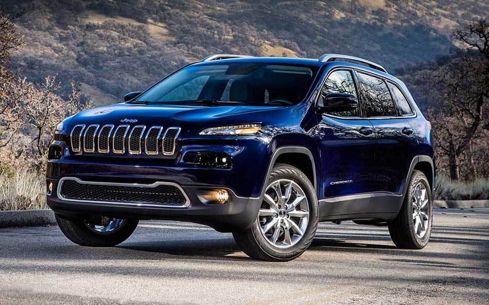 2015 Jeep Cherokee for Sale near Olympia at Larson Chrysler Jeep Dodge Ram