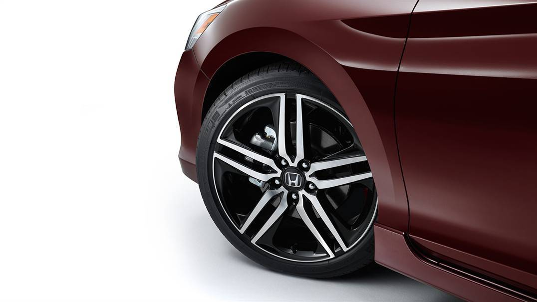 Accord Alloy Wheels