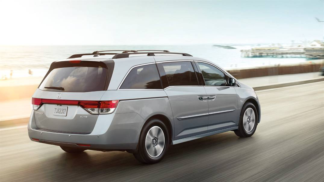 2016 Honda Odyssey For Sale Near Sumner