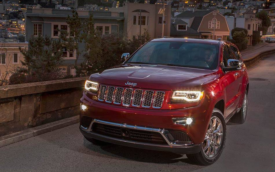 2015 Jeep Grand Cherokee for Sale near Olympia at Larson Chrysler Jeep Dodge Ram