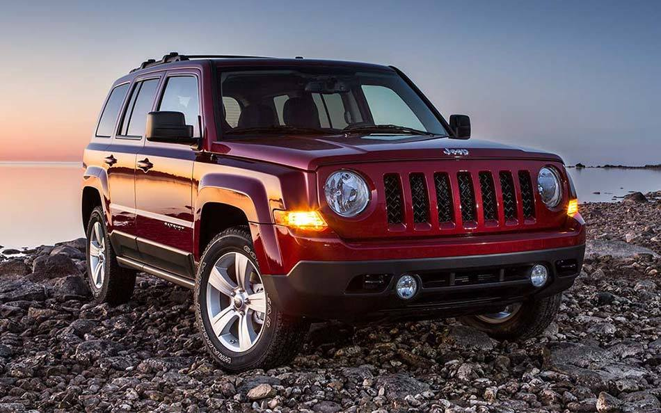 2015 Jeep Patriot for Sale near Olympia at Larson Chrysler Jeep Dodge Ram