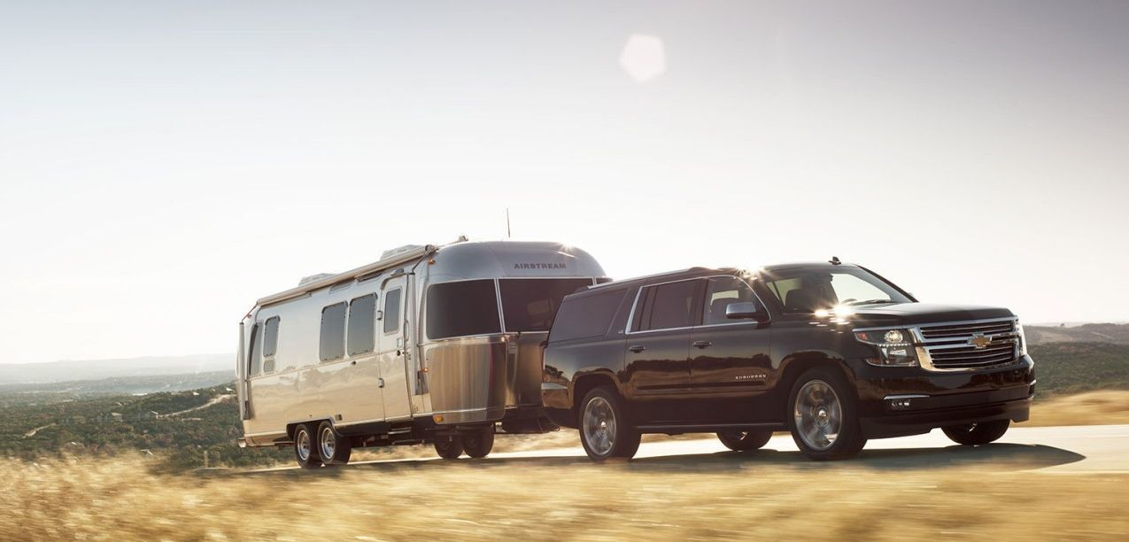 2016 Chevy Suburban Towing Power