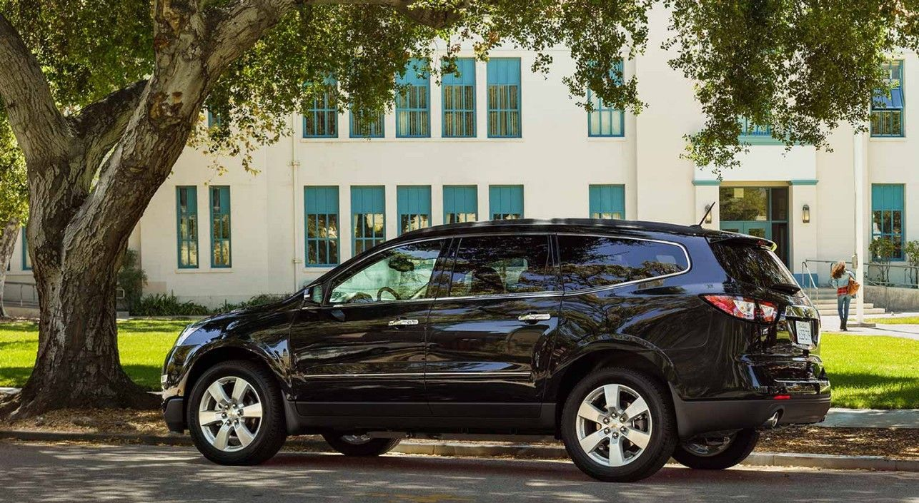 Used 2015 Chevrolet SUVs for Sale in Youngstown, OH - Sweeney Used Cars