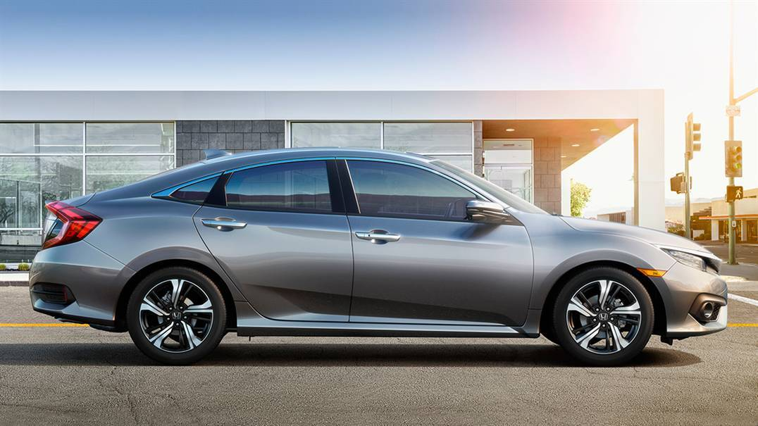 2016 Honda Civic Coming soon to Virginia