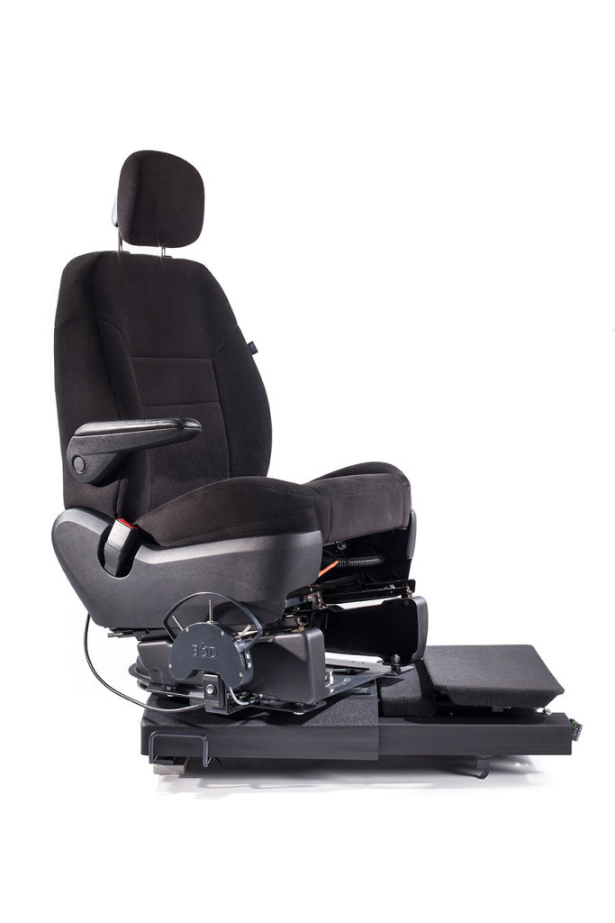 Auto Transfer Seats in Woodinville at Absolute Mobility Center