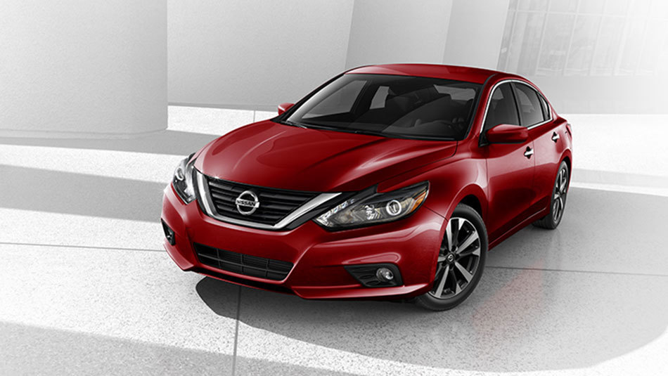 2016 Nissan Altima In Cayenne Red In East Windsor, NJ