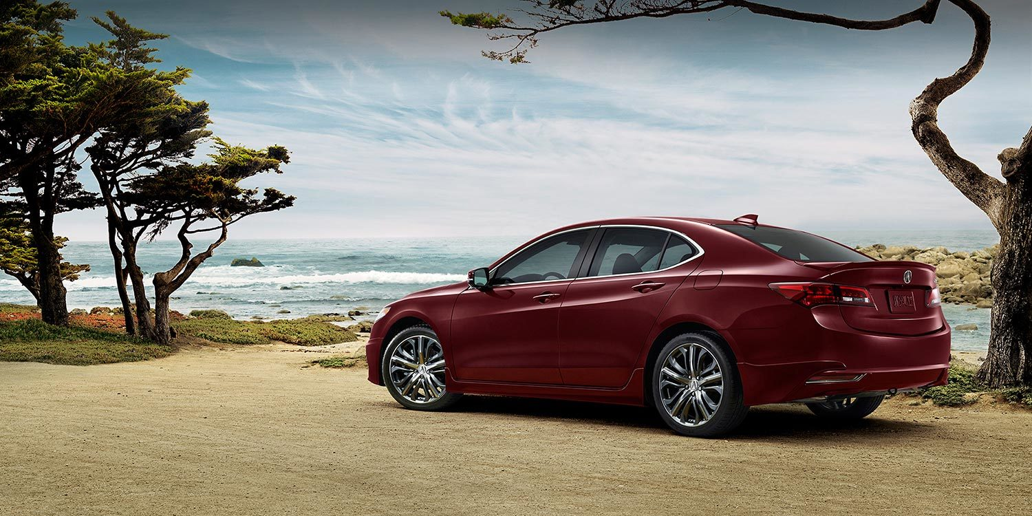 2016 Acura TLX Financing near Annapolis, MD