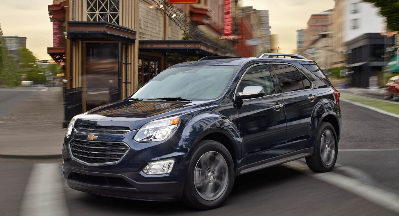 2016 Chevy Equinox for Lease near Leesburg, VA