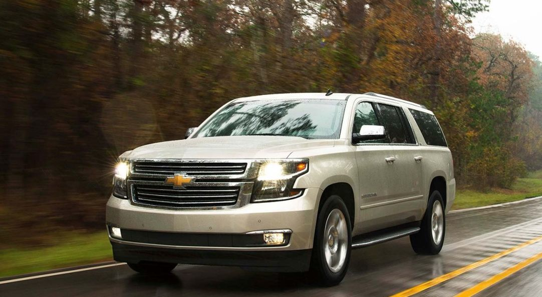 2016 Chevy Suburban for lease near Winchester, VA