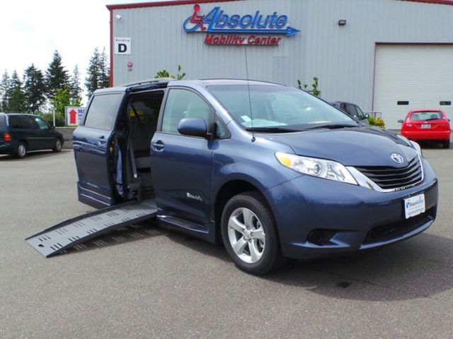 Toyota Wheelchair Vans for Sale by Owner in Tacoma at Absolute Mobility Center