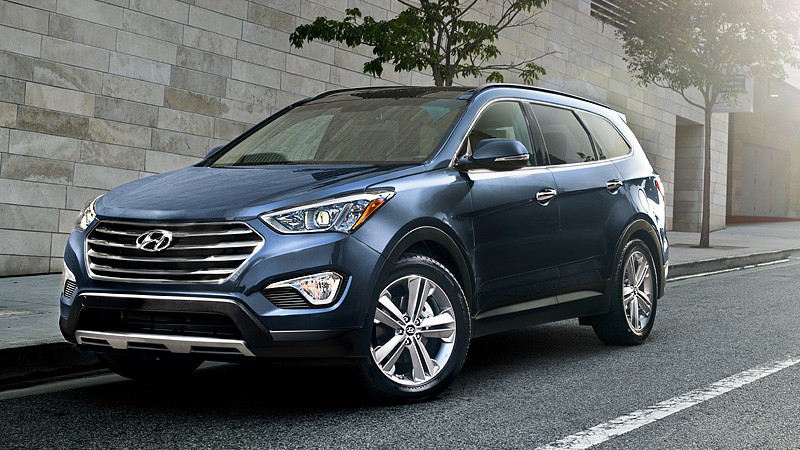2016 Hyundai Santa Fe for Lease near College Park, MD