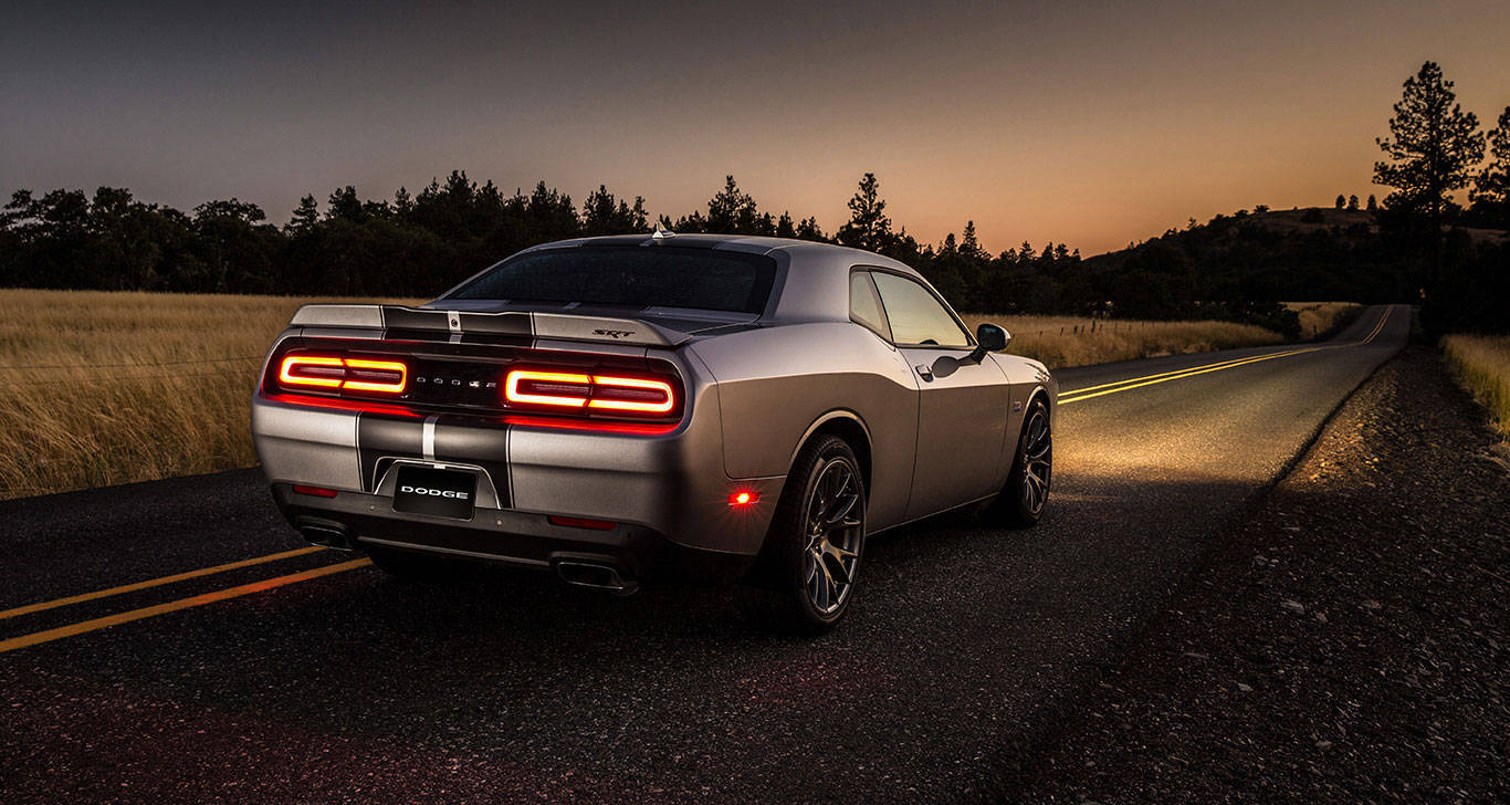 2016 Dodge Challenger near Knoxville at Farris Motor Company