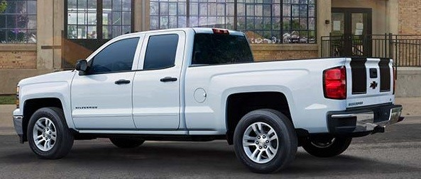 2016 Chevy Silverado Rally 1