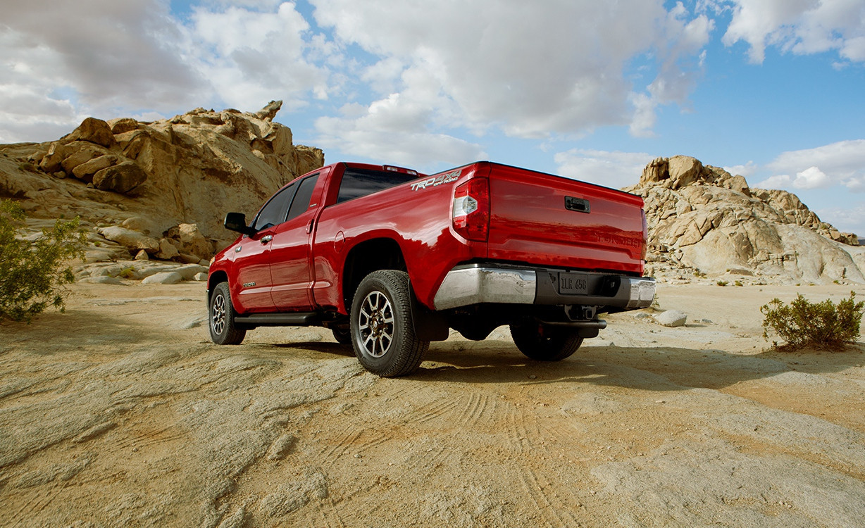2016 Toyota Tundra for Sale in Auburn at Doxon Toyota
